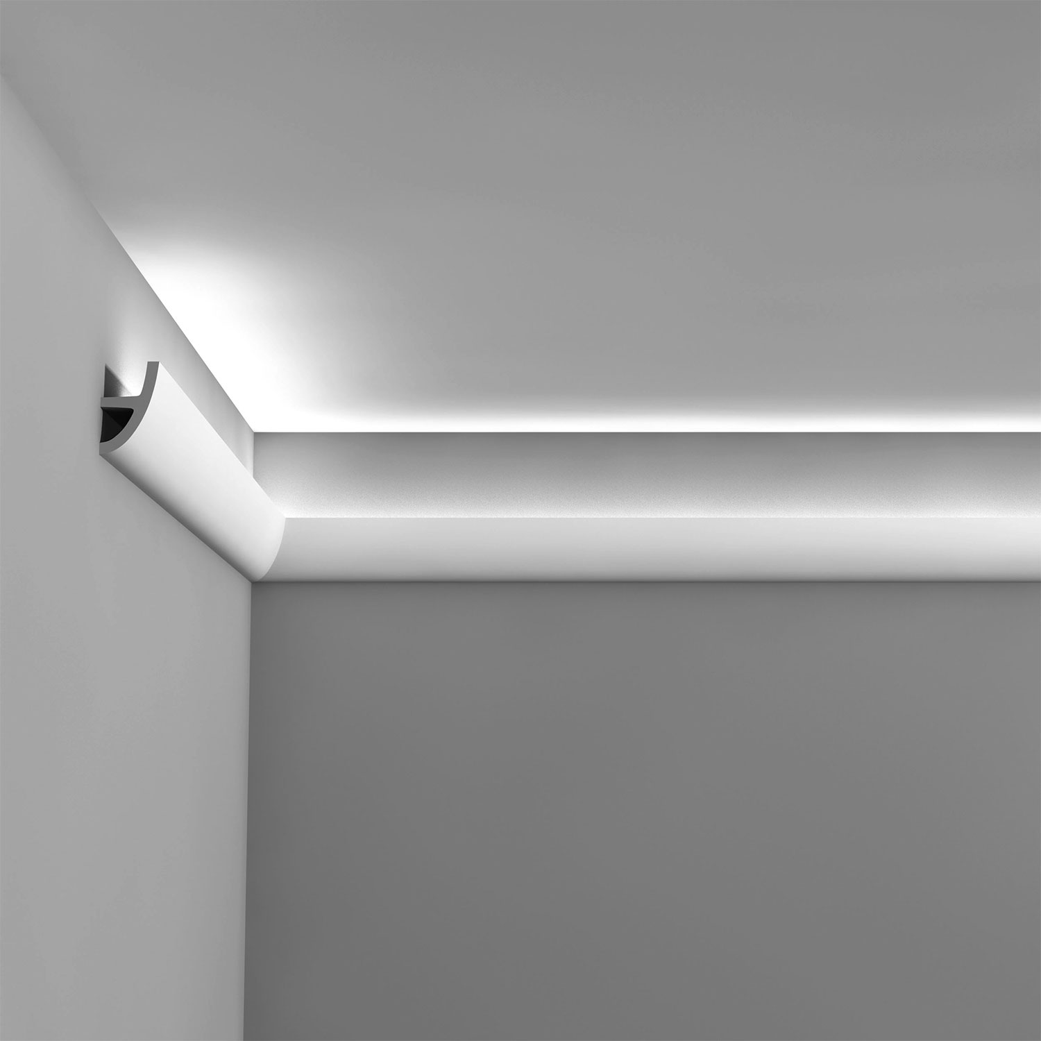 Crown Moulding For Indirect Lighting Led Cornice