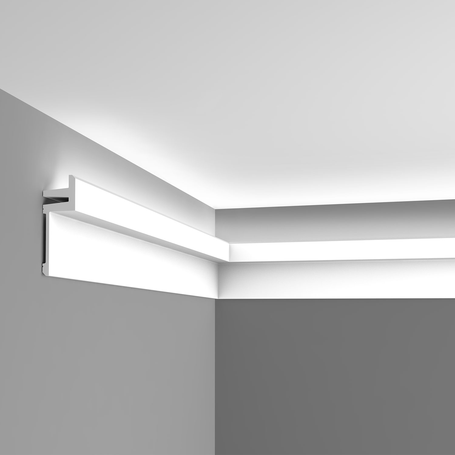 Indirect Lighting Moulding