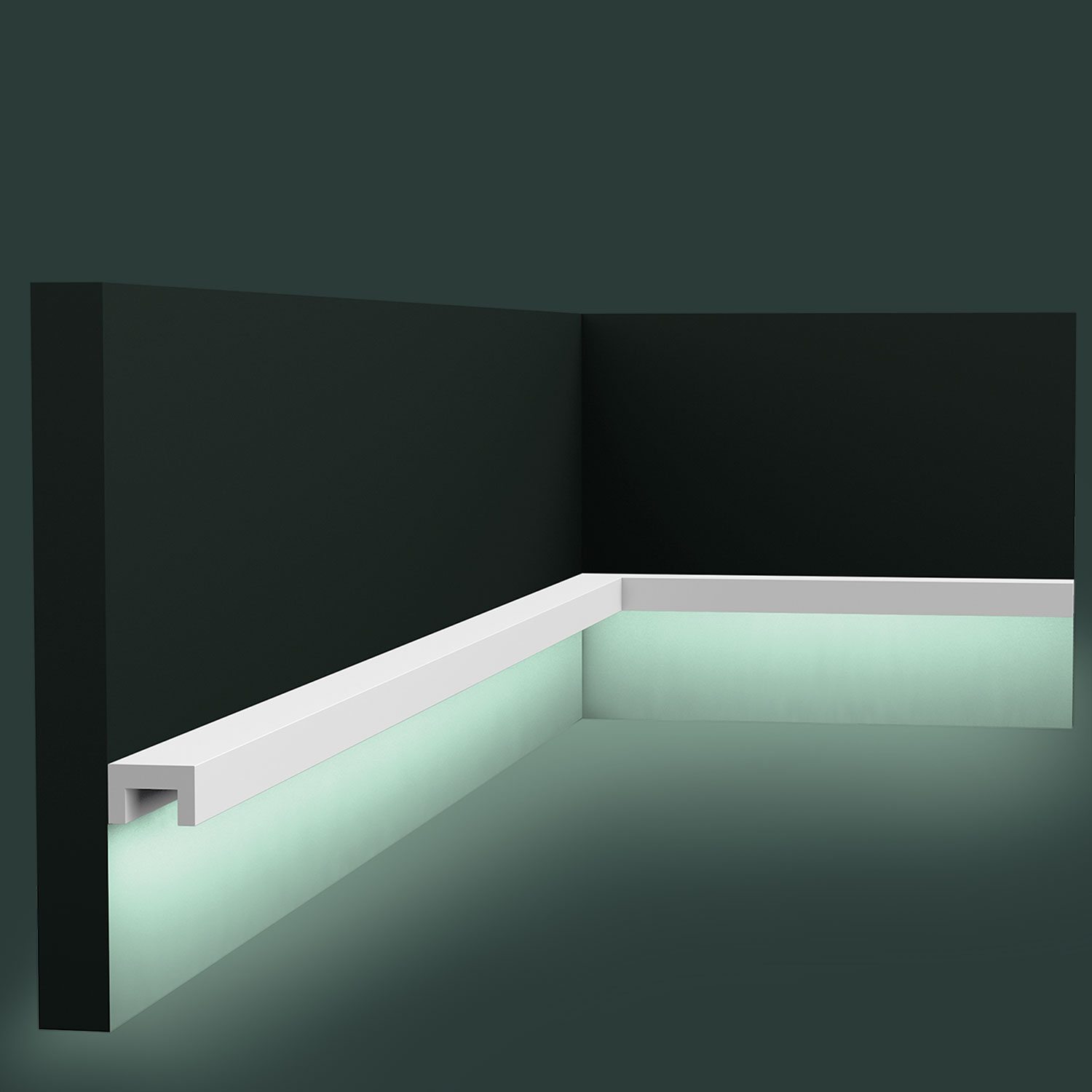 Moulding for Indirect Lighting