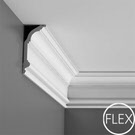 Flexible Crown Moulding