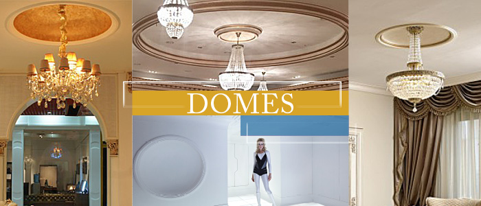 orac decor ceiling domes