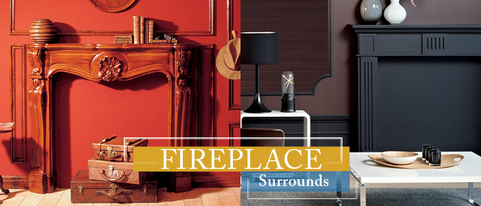 orac decor fireplace surrounds