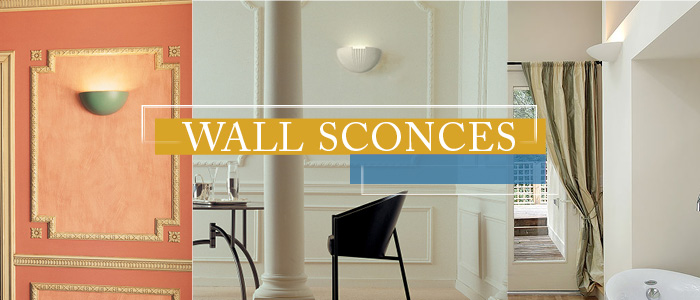 orac decor wall sconces
