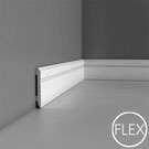 Flexible Baseboard Moulding