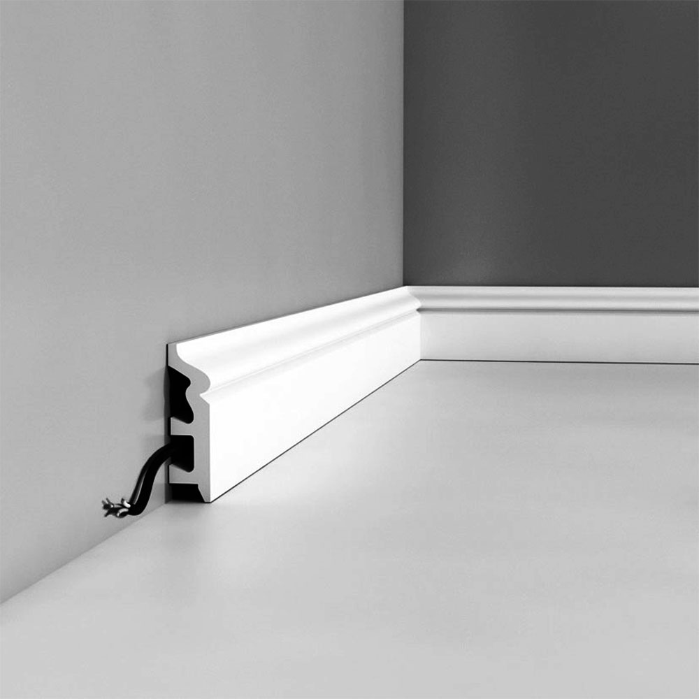 Baseboard Moulding Sample