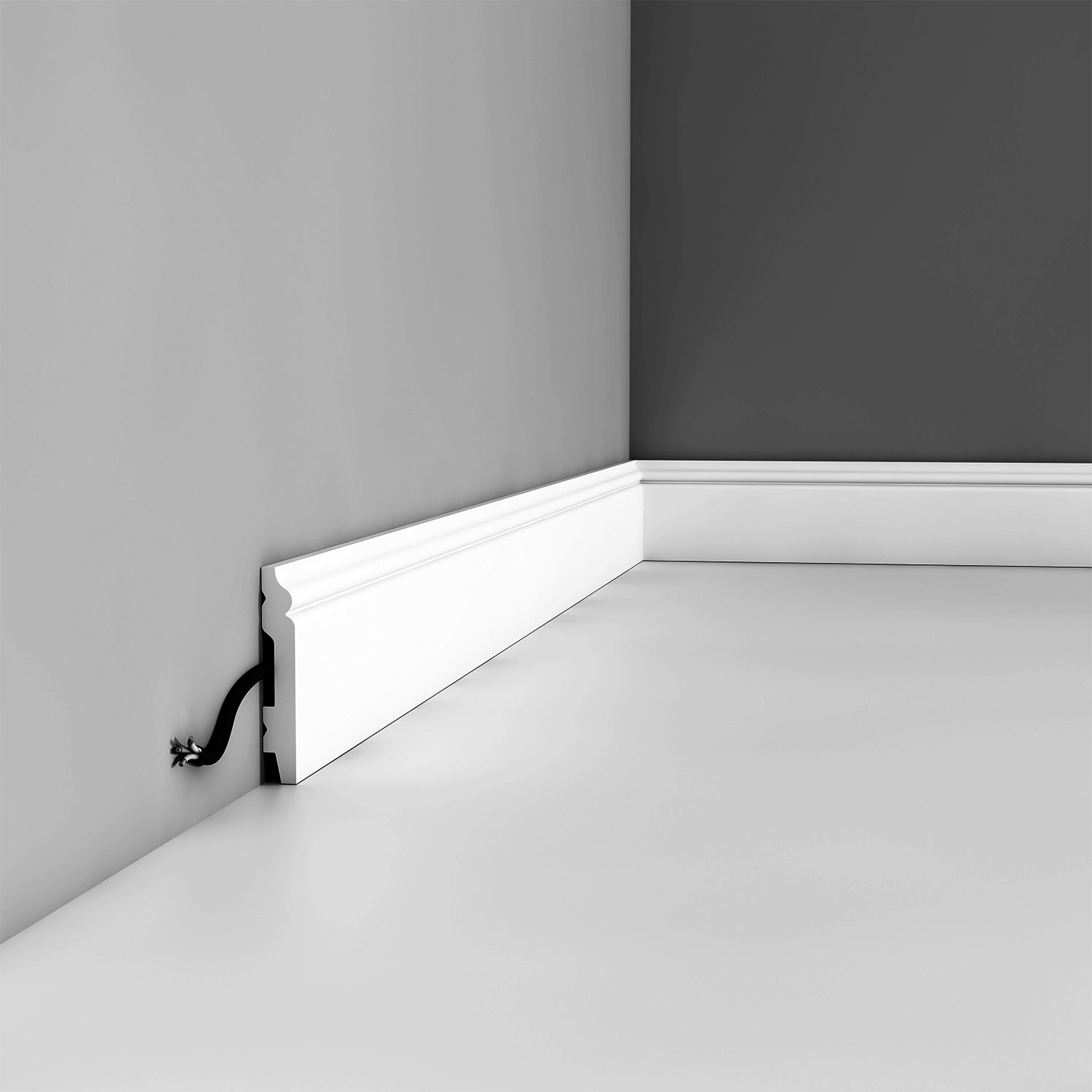 Baseboard moulding decorative baseboard trim by orac d cor usa Baseboard height