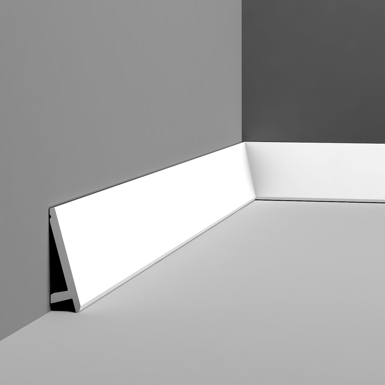 led baseboard lighting. Indirect Lighting Moulding Led Baseboard P