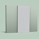 3D Zigzag Wall Panel -Sample
